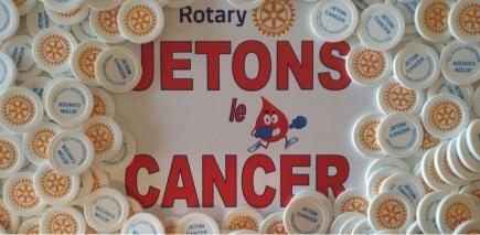JETONS LE CANCER