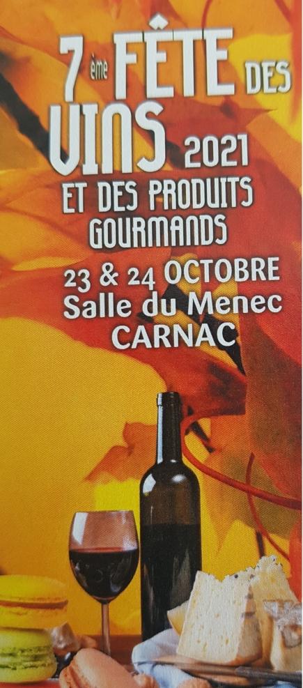 Tous les vins de France, miel, foie gras, champagne, fromages, etc...., à Carnac dans le Morbihan dans la salle du Menec